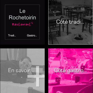 restaurant le Rochetoirin